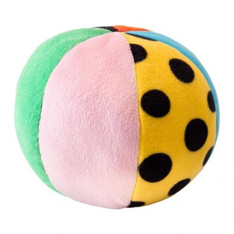 Мягкая игрушка,мяч КЛАППА разноцветный фото 0